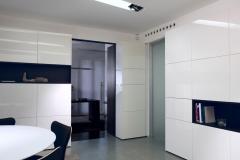 Porte Henry glass in Studio Architetto a Treviso