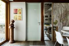 Porte Henry glass in Studio Geometra a Pordenone