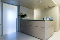 Porte Henry glass in studio Dentistico a Pordenone