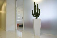 Porte Henry glass in studio Dentistico a Pordenone